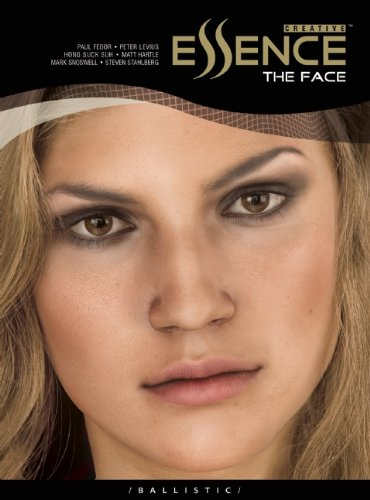Essence: The Face: Modeling and Texturing From Ballistic Publishing