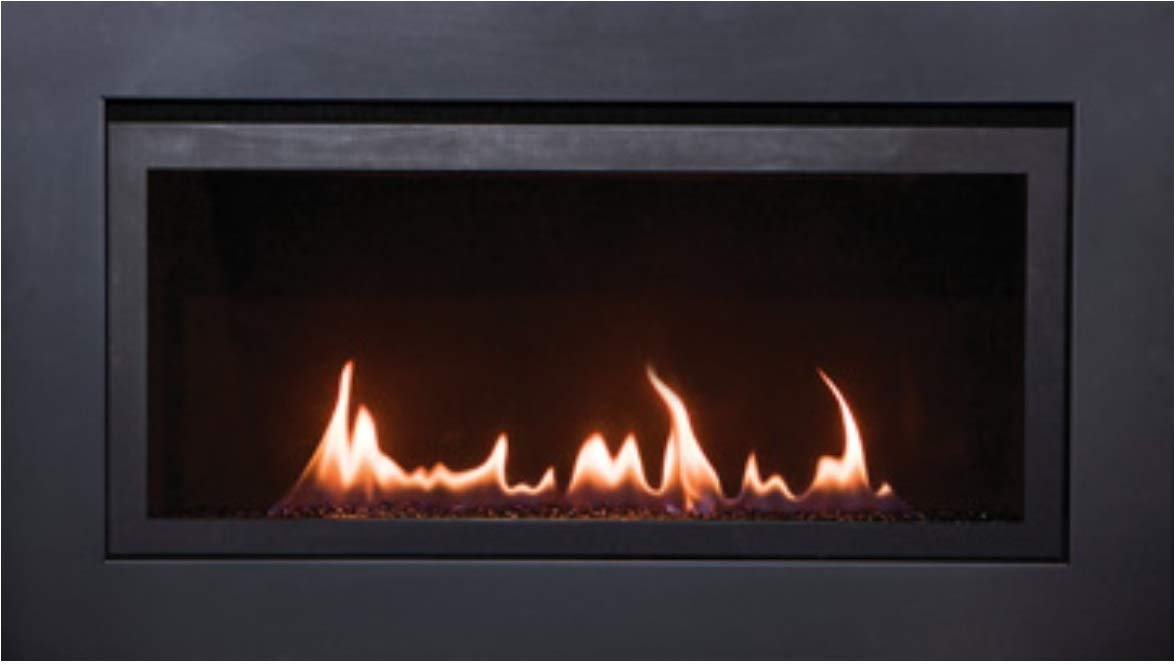 BL-936 Langley Builder's Linear 36 Standard Direct Vent Gas Fireplace by Sierra Flame