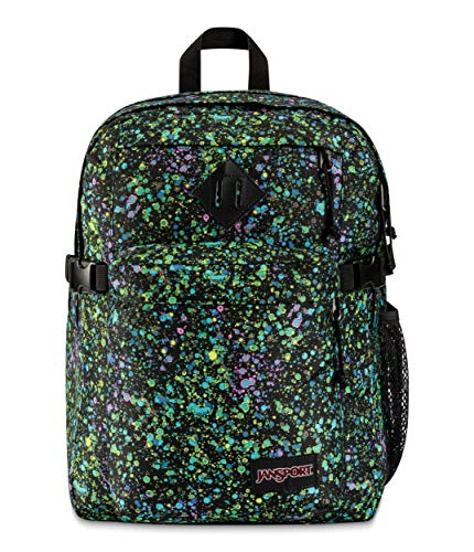 JanSport Main Campus 15 Inch Laptop Backpack - Any Occasion Daypack, Iridescent Sky