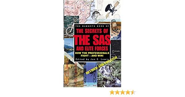 The Mammoth Book Of Secrets Of The Sas And Elite Forces Jon E
