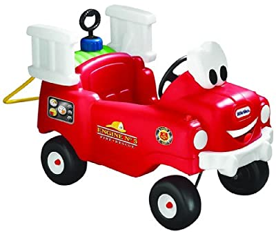 Little Tikes Spray and Rescue Fire Truck | Batman Action Figures