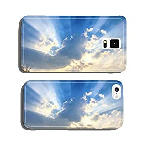 Beam of light and the clouds cell phone cover case iPhone6 Plus