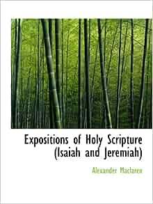 maclaren expositions of holy scriptures volumes 1-17 see description
