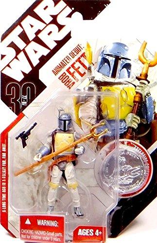 Amazon.com: Star Wars 30th Anniversary Animated Debut BOBA FETT ...