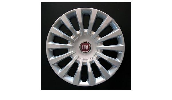 1 llanta embellecedores para rueda logotipo rojo Bol 16