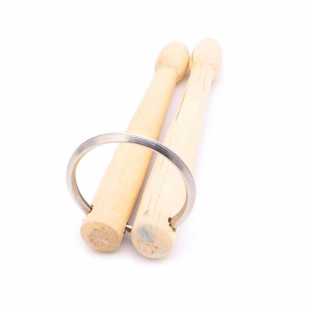 Llavero de baquetas de batería, para músicos y bateristas ...