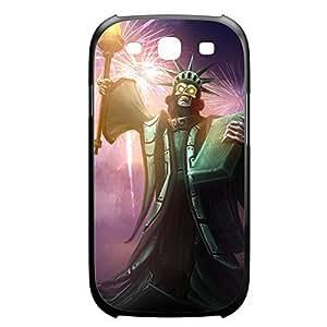 Karthus-003 League of Legends LoL case cover Iphone 5/5S Plastic Black