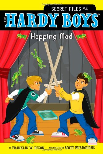 Hopping Mad (Hardy Boys: The Secret Files)