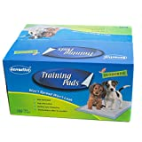 "Favorite Floor Protection 22"" x 23"" Dog Puppy Housebreaking Training Pads"