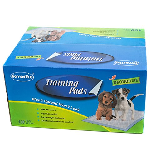 White Dog Training Pad (Favorite Floor Protection 22