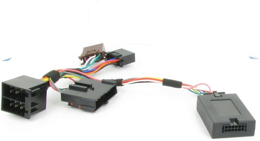 la Interfaz Adaptador De Tallo estéreo de coche Renault Modus plomo de control del volante
