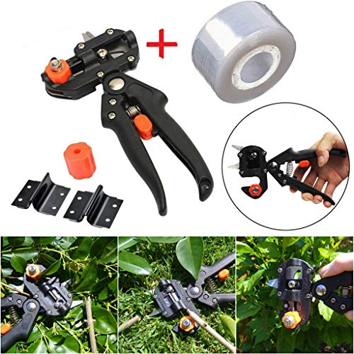 ️ Yu2d ❤️❤️ ️Garden Nursery Fruit Tree Pruning Shears Scissor Grafting Cutting Tools Sets ()