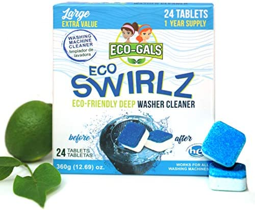 Eco Gals Swirlz Washing Machine Cleaner product image