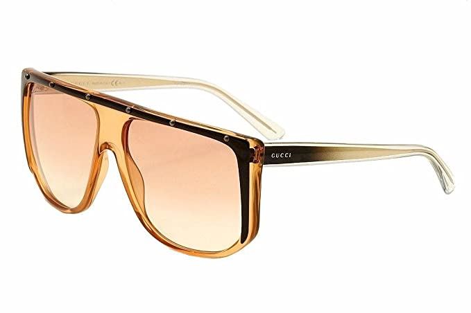 f5b44e598fbbf Image Unavailable. Image not available for. Colour  Gucci Women s 3705 S  Plastic Rectangular Sunglasses