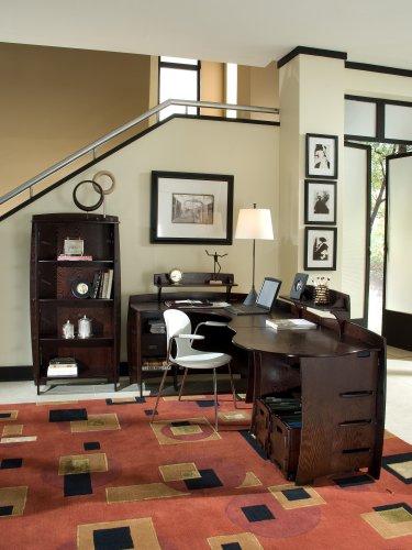 Legare 47 Inch By 47 Inch Corner Desk Espresso Corner Desks