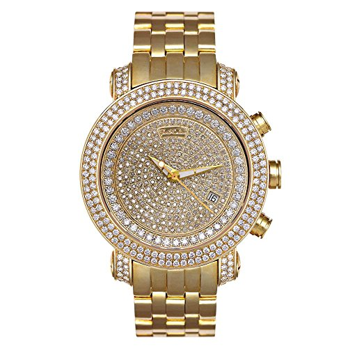 Joe Rodeo CLASSIC GOLD1 Diamond Watch