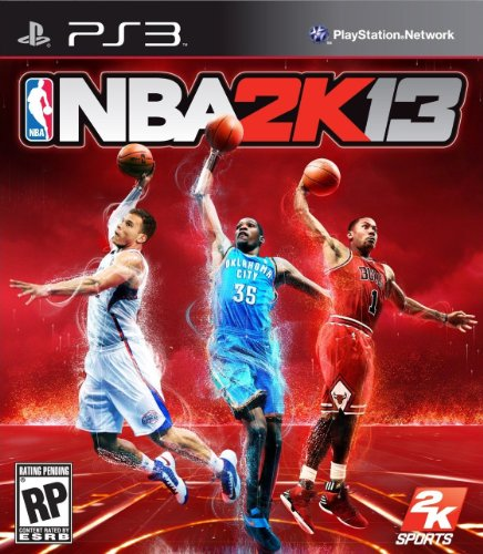 Take-Two - NBA 2K13 PS3 (Ps3 Games Nba 2k13)