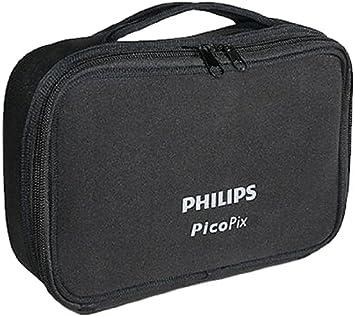 Philips PicoPix - Funda (210 x 140 x 75 mm, 163 g, 210 x 158 x 60 ...