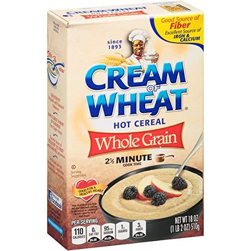 Cream of Wheat, Hot Cereal, Whole Grain, 18 Ounce