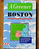 Greener Boston, Catherine Walthers, 0811801667