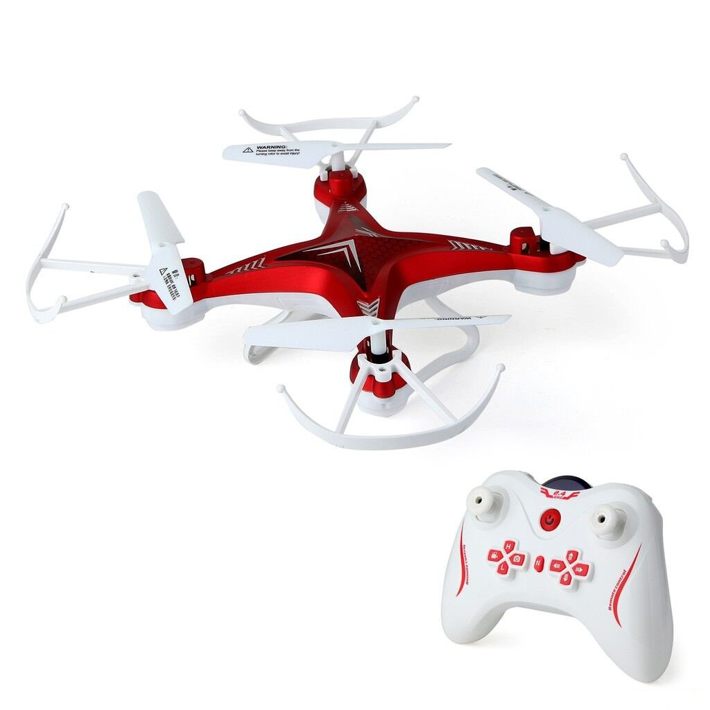 Peaketech L6053 Headless Modo 2.4G 4 canales RC Quadcopter 6 Axis ...