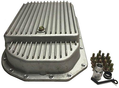 TSI Transmission Specialties 4L80E 4L80-E Deep Aluminum Transmission Pan  Trans …