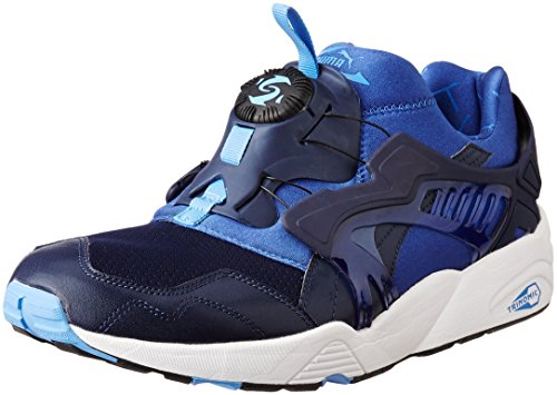 Puma Disc Blaze-updated core spec Sneaker Men Trainers 359516 03 white Blu