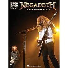 Megadeth Bass Anthology