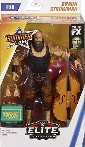Ringside Braun Strowman - WWE Elite 68 Mattel Toy Wrestling Action Figure