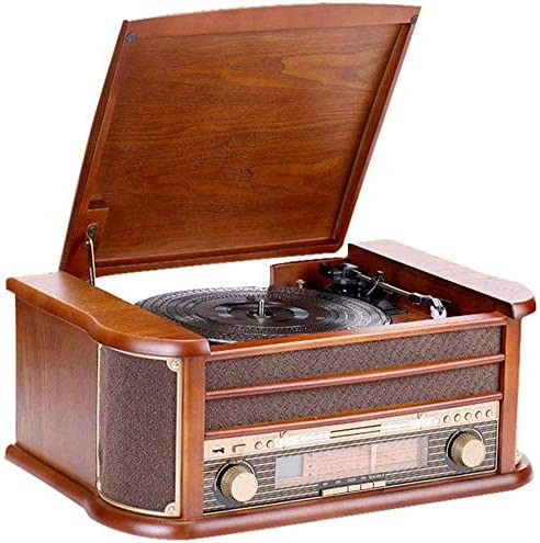 Gramophone Antique Style Voice Nostalgia Retro • Cd Player •