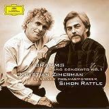 Music : Brahms: Piano Concerto No. 1 [LP]
