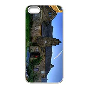 England Houses Hight Quality Case for Iphone 5s