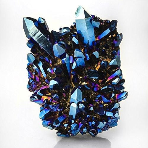 Astro Gallery Of Gems Cobalt Aura Quartz