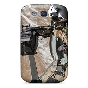 Pretty ScuxSFU7891JfNJH Galaxy S3 Case Cover/ M 240 Weapon From An Mi 17 Series High Quality Case
