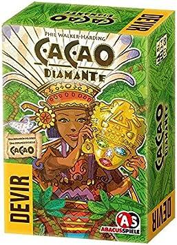 Outletdelocio. Devir BGCACD. Juego de Mesa Cacao Diamante. Expansion para el Juego Cacao. Edicion en Castellano: Amazon.es: Juguetes y juegos