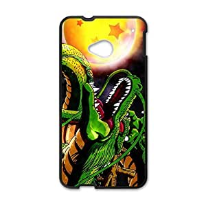 Happy Green fierce dragon Cell Phone Case for HTC One M7
