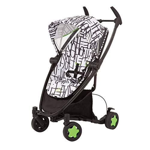 Quinny Zapp Xtra Stroller - Kenson (Buggies Compatible With Maxi Cosi Car Seat)