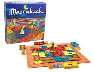 Marrakech Game Board Game