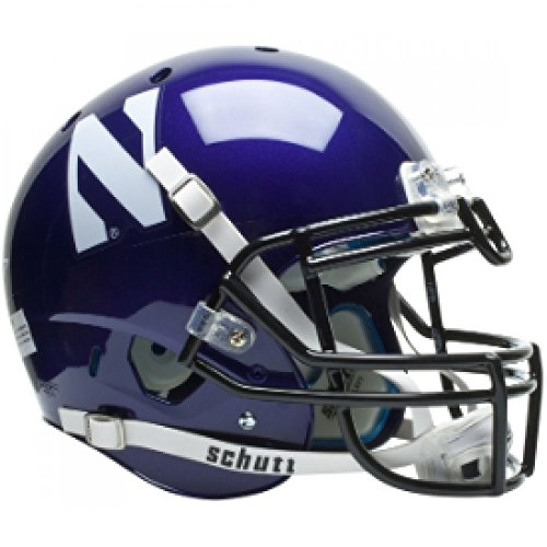 Schutt NCAA Northwestern Wildcats Authentic XP Full Size Football Helmet