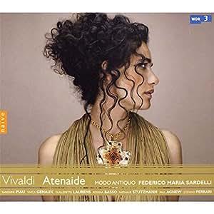 Vivaldi: Atenaide (Vivaldi Edition)