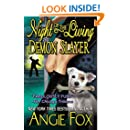 Night of the Living Demon Slayer (Biker Witches Mystery Book 7)