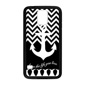 Love the life you live Custom Case for Samsung Galaxy S5 (Laser Technology)