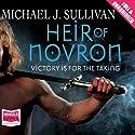 Heir of Novron Hörbuch von Michael J. Sullivan Gesprochen von: Tim Gerard Reynolds