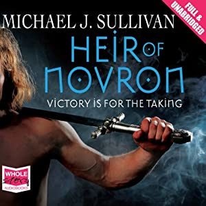Heir of Novron Hörbuch