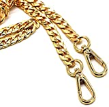 "Searea 55"" Iron Flat Chain Strap - Handbags"