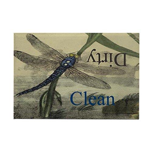 CafePress Dragonfly Dishwasher Magnet Rectangle Magnet, 2