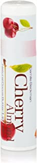 product image for Camille Beckman All Natural Cocoa Butter Lip Balm, Cherry Almond, .25 oz
