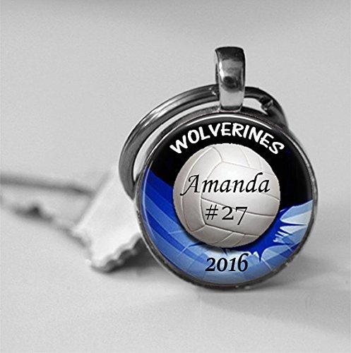 Collar o llavero personalizado con diseño de trofeo de ...