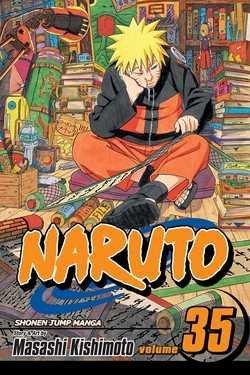 Masashi Kishimoto: Naruto, V35 (Paperback); 2009 Edition