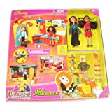 Disney Kim Possible - 3 worlds of kim possible - Spielset mit 2 Puppen, 30+ Accessoires (SEHR SELTEN)
